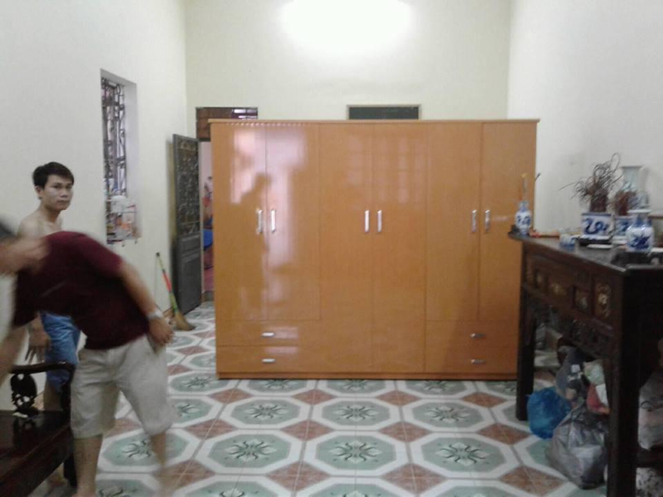 Tủ quần áo Đài Loan Hải Phòng cho người lớn 6 cánh