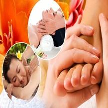 Chọn 1 trong 2 dịch vụ  Massage chân + Body của Greenfoot Massage