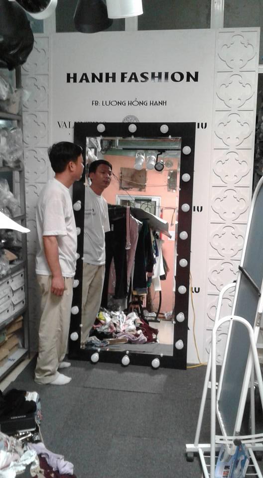 Gương Soi Đèn Led Hải Phòng