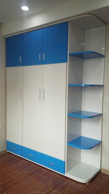 Tủ quần áo nhựa đài loan tại hải phòng đặt theo yêu cầu