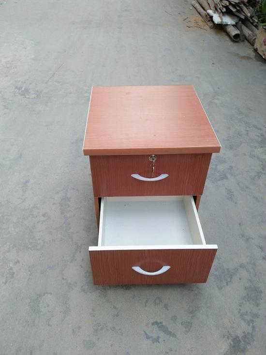 Tủ Đầu Giường Nhựa 2 Ngăn Kéo