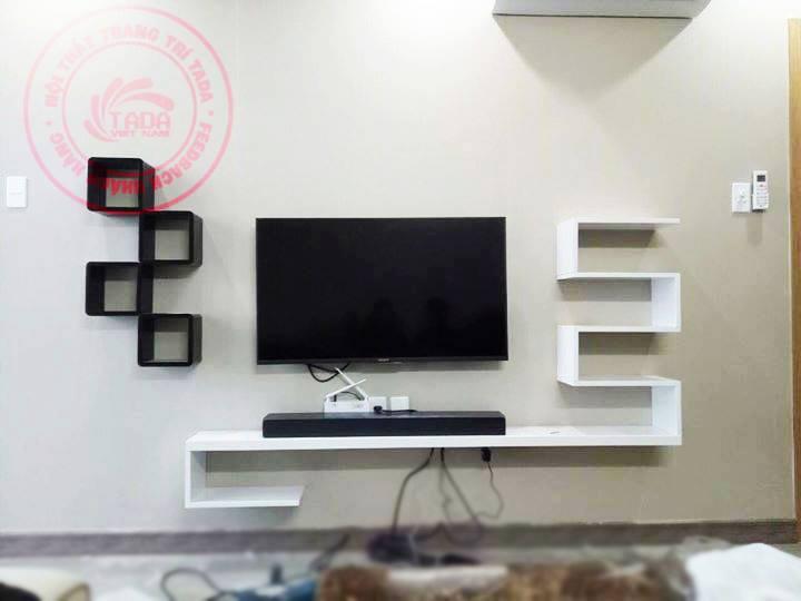 Kệ Tivi Trang Trí Treo Tưởng -TV 43A
