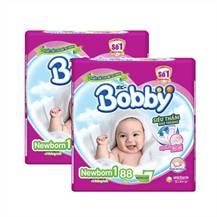 Tã dán bobby Newborn 1 88