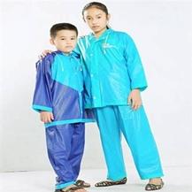 Bộ áo mưa Sơn Thủy dành cho trẻ em