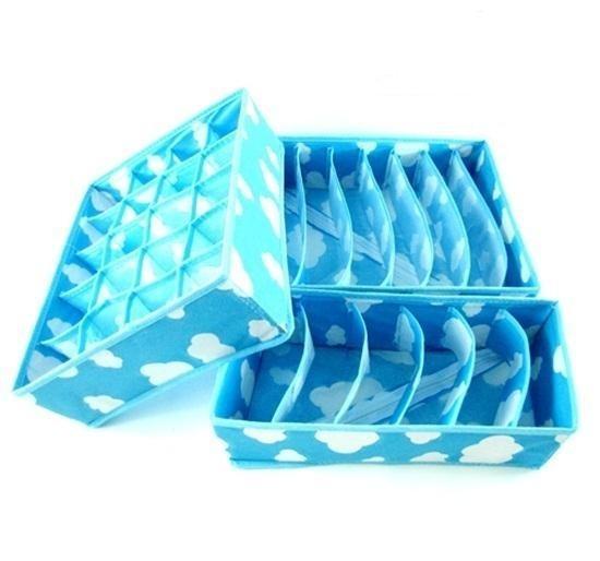 Bộ hộp đựng đồ lót ( 03 hộp )
