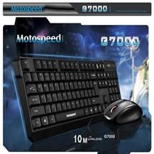 Bộ bàn phím và chuột không dây cao cấp MotoSpeed G7000