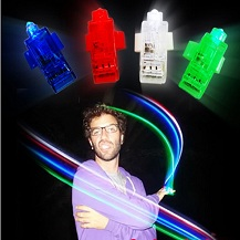Combo 2 bộ đèn led với 8 ngón tay ma thuật
