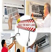 Dịch vụ bảo dưỡng điều hòa 8 bước
