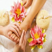 Foot Massage, Xông hơi, Massage body đá nóng 110'