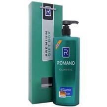 Dầu gội Romano Classic Shampoo 650g