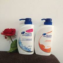 Dầu gội Head & shoulders 850ml Thái Lan
