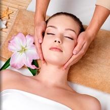 Massage đắp mặt dưỡng trắng với LOVE SPA