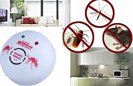 Máy đuổi muỗi, dán, côn trùng tiện ích