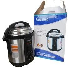 Nồi áp suất Panasonic 6L - Bảo hành 12 tháng - VDC 609