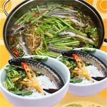 Set Lẩu cá Kèo Nam bộ 2-3 người tại Nhà hàng Nhật Thanh
