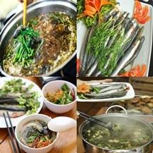 Set Lẩu cá Kèo Nam bộ 4-6 người tại Nhà hàng Nhật Thanh