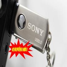 USB Sony 8Gb  chính hãng INOX - Cực Hot