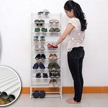 Kệ để giày 10 tầng đa năng tiện ích - Cực Hot