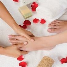 Xông hơi và Massage chân thư giãn tại Greenfoot Massage